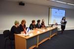 No labās: Rasa Saliņa, Kate Pāvula, Lāsma Stabiņa, Sandra Zalcmane, Minna Viuhko, Ingūna Beķere