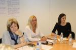 2018.gada 11.oktobra apaļā galda sanāksme par starpinstitūciju sadarbību cilvēku tirdzniecības gadījumu kad cilvēku tirdzniecības upuris ir trešo valstu valstspiederīgais risināšanā Latvijā | Cilvektirdznieciba.lv