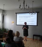 6.-7.novembrī Dobelē notiek pirmais no pieciem reģionālajiem semināriem par cilvēktirdzniecību