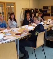 Valmierā notikusi projekta STROM II starpnozaru diskusija
