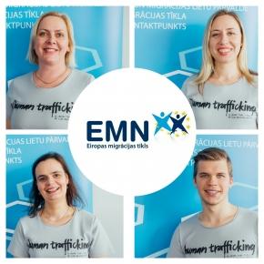 Eiropas Migrācijas tīkla Latvijas kontaktpunkts