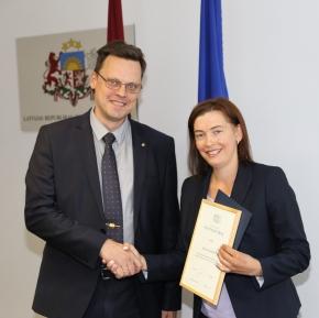 Baiba Puķukalne, Rīgās reģionālās Valsts darba inspekcijas vadītāja