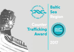Baltic Sea Region Counter Trafficking Award